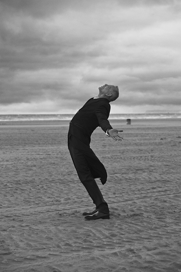 Съёмка: Дафне Гренвельд и Паскаль Греггори в объективе Питера Линдберга. Изображение № 8.