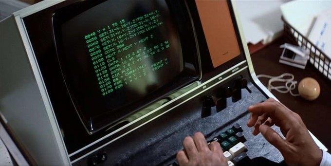 Лайк дня: Программные коды из кино. Изображение № 6.