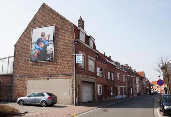 Сказочный мир на улицах Бельгии. Изображение № 2.