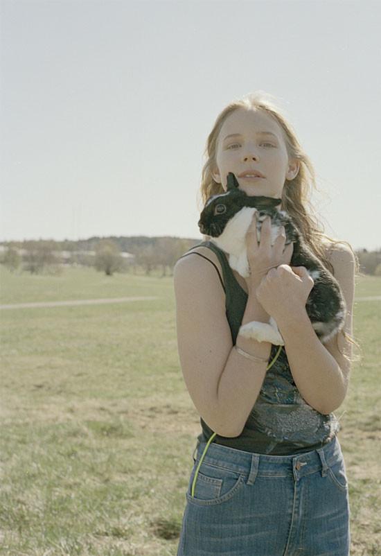 New animal models - животные в фэшн съемках. Изображение № 24.