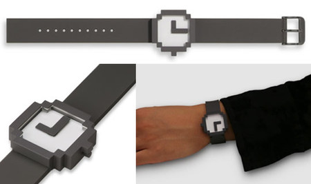 Icon Watch – 8-ми битные часы. Изображение № 2.