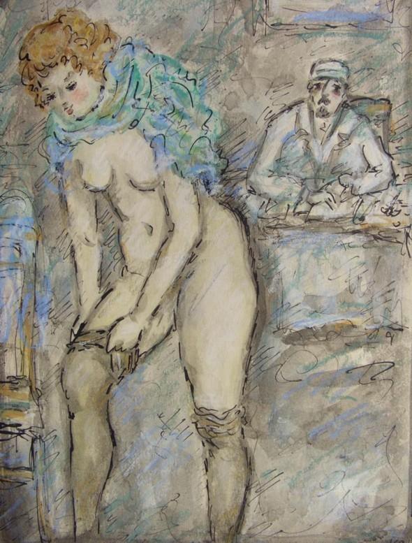 Универсальный художник - В.И. Соболевский. Изображение № 7.