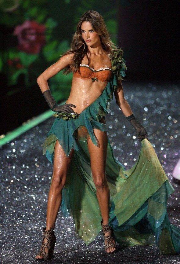 Victoria's Secret Fashion Show 2009–2010. Изображение № 27.