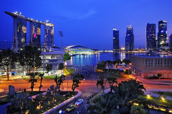 """""""Восьмое чудо света"""" В Сингапуре. Изображение № 1."""