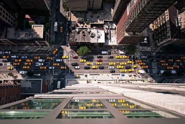 Взгляд сверху от Нэвида Барати. Изображение № 10.
