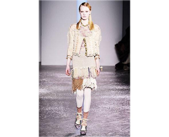 Неделя моды в Нью-Йорке: Шестой и седьмой дни. Изображение № 117.