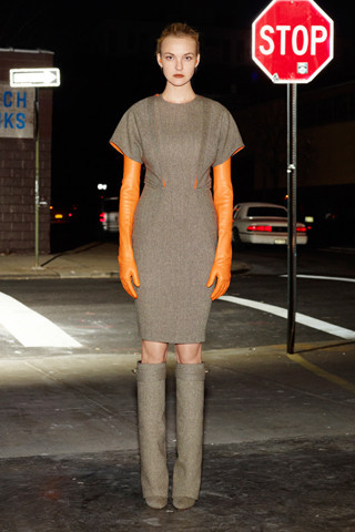 Givenchy Pre-Fall 2012. Изображение № 26.
