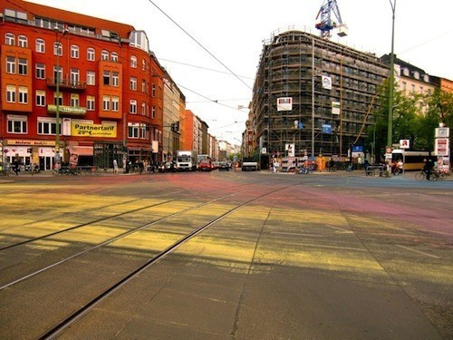 Разукрашенные дороги Берлина. Изображение № 7.