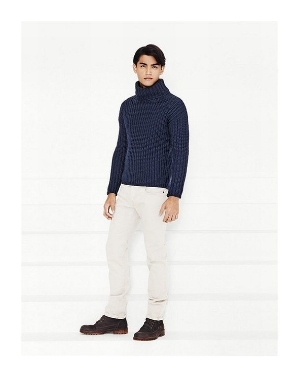 Лукбук: United Colors of Benetton Fall 2011 Menswear. Изображение № 11.