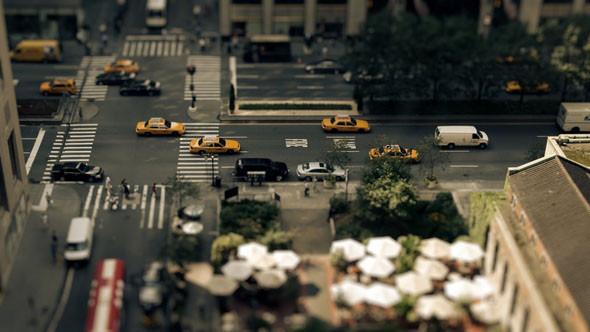Один день из жизни миниатюрного Нью-Йорка. Изображение № 1.