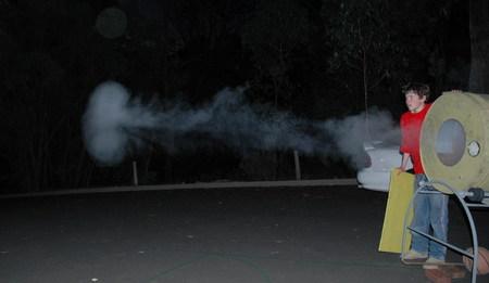 Дымовое ружье. Изображение № 5.