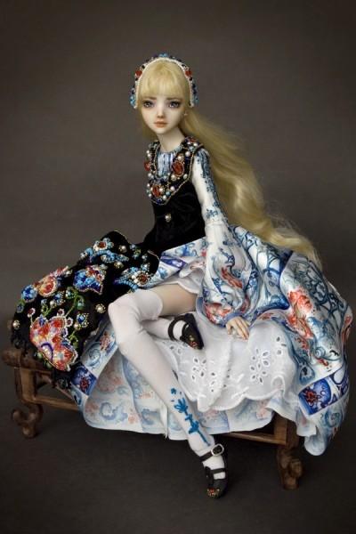 «Живые» куклы Марины Бычковой. Изображение № 40.