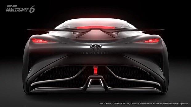 Концепт: суперкар Infiniti для игры Gran Turismo. Изображение № 21.