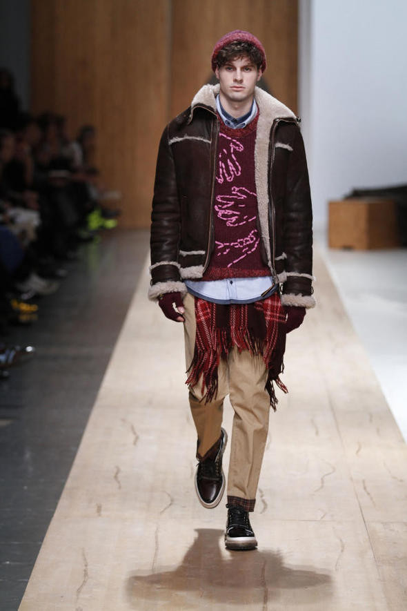 Изображение 34. Milan Fashion Week. Часть 2.. Изображение № 34.