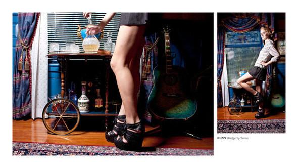 Изображение 39. Лукбуки обуви: Jeffrey Campbell, Modern Vintage и Solestruck.. Изображение № 55.