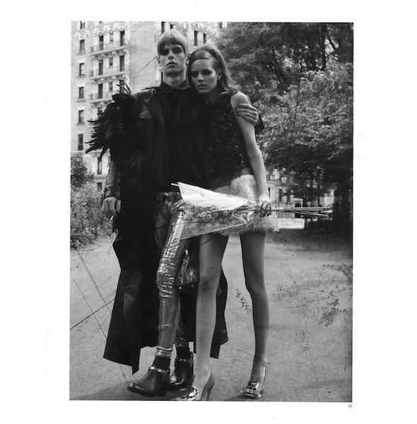 5 новых съемок: Interview, Russh, Vogue и Volt. Изображение № 3.