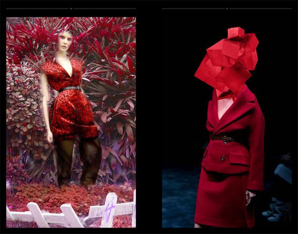 PRADA LOOKBOOK FW'09. Изображение № 6.