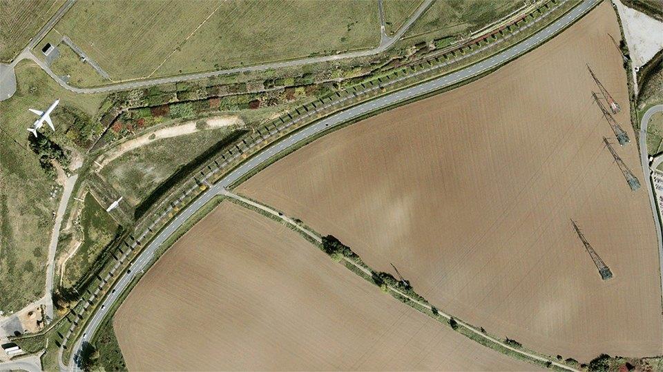 35 фотографий  из Google Earth,  которым сложно поверить. Изображение № 7.