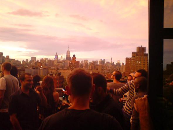 DJ Sandra наGFCVision вНью-Йорке. Изображение № 6.