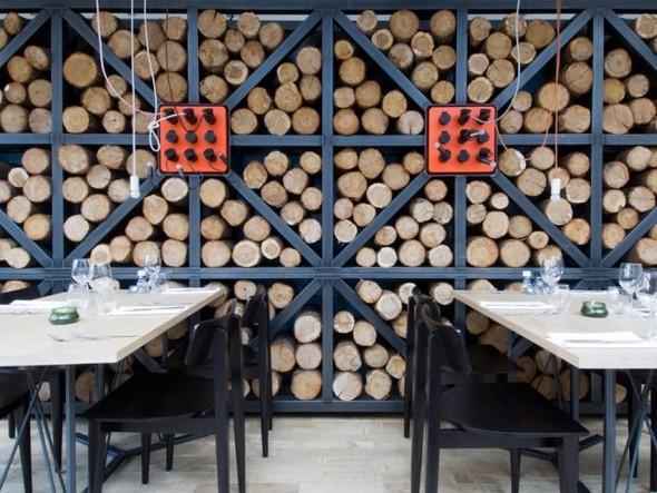 Вагоны - ресторан Fabbrica. Изображение № 2.