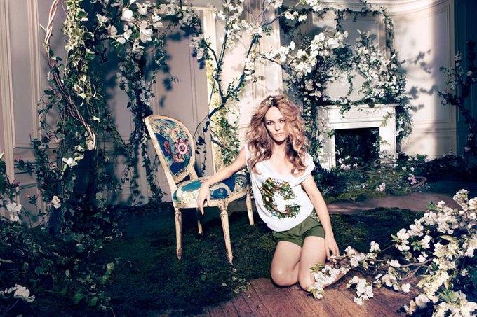 Показана полная кампания H&M Conscious с Ванессой Паради. Изображение № 3.