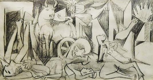 """""""Пабло Пикассо. Параграфы"""". Изображение № 4."""