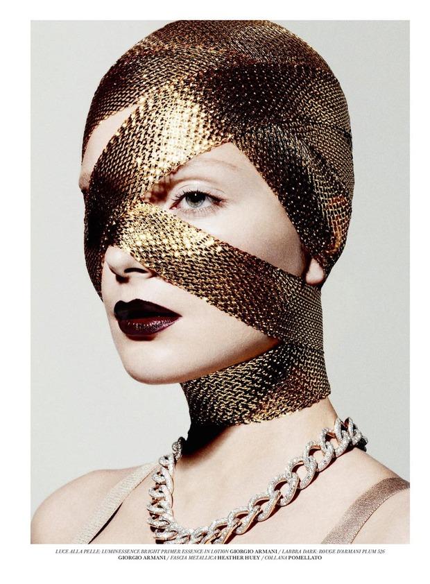 Вышли новые съемки из Bon, Flair, Vogue и других журналов. Изображение № 16.