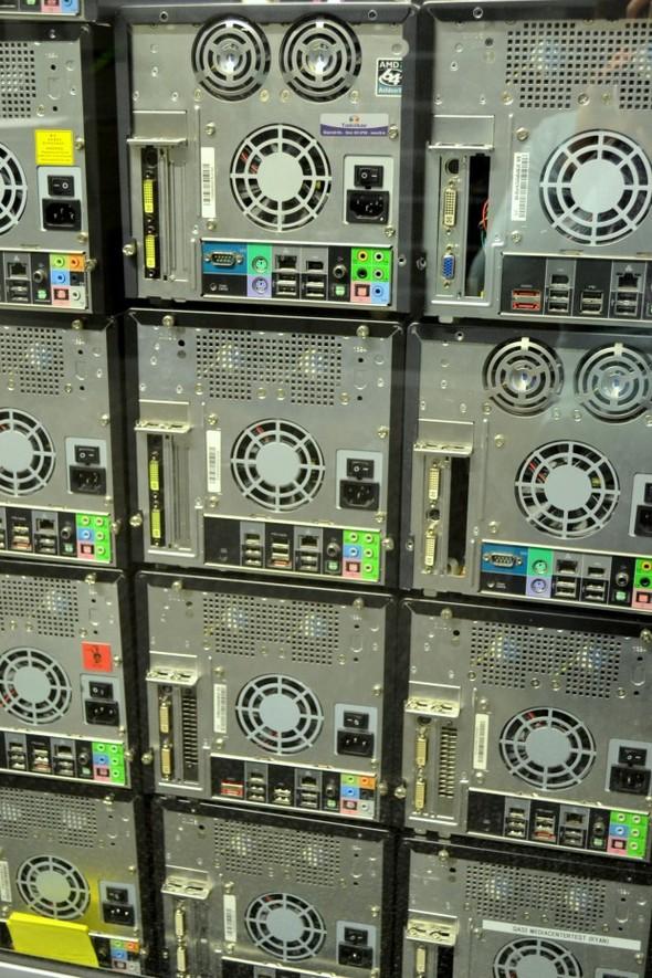 Студия CCP в Рейкьявике, где делают онлайн-игру EVE. Изображение № 13.