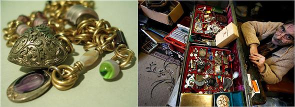 Блошиный рынок в Париже, история любви и браслет, который говорит. Изображение № 5.