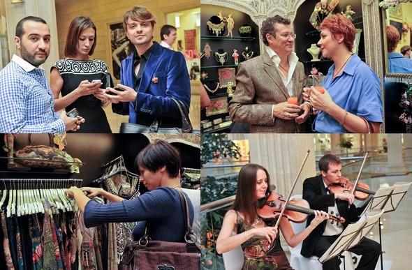 """В Москве прошло открытие второго Салона-бутика """"Michal Negrin"""". Изображение № 4."""