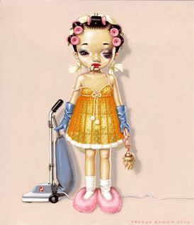 Baby artТрэвора Брауна. Изображение № 21.