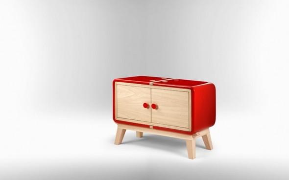 Дизайн мебели Keramos от Coprodotto. Изображение № 7.