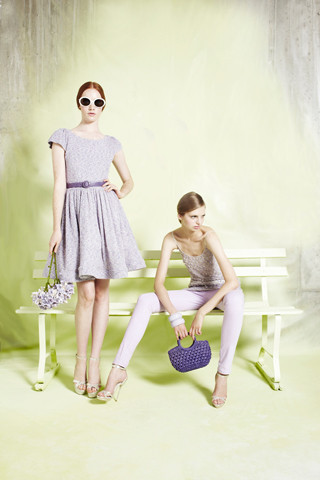 Коллекции Resort 2013: Christian Dior, Louis Vuitton, Marios Schwab и другие. Изображение № 1.