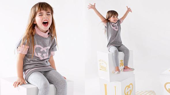 Все лучшее детям: лукбуки D&G, Gucci, John Galliano, Burberry. Изображение № 36.