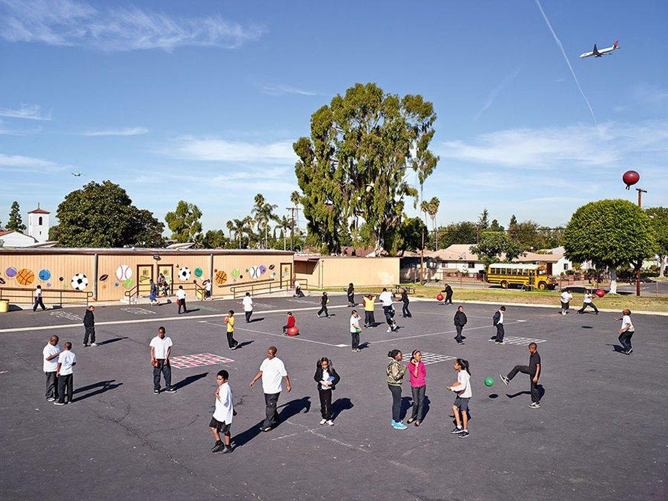 Фото: как выглядят детские площадки вразных странах мира . Изображение № 34.