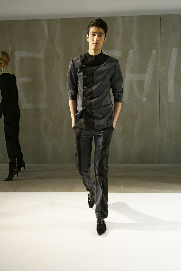 Berlin Fashion Week A/W 2012: Sebastian Ellrich. Изображение № 6.
