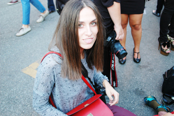 Milan Fashion Week! People!. Изображение № 28.