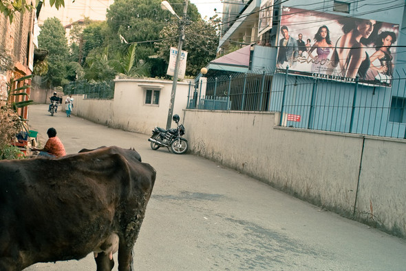 Кино длянарода, Катманду. Изображение № 6.
