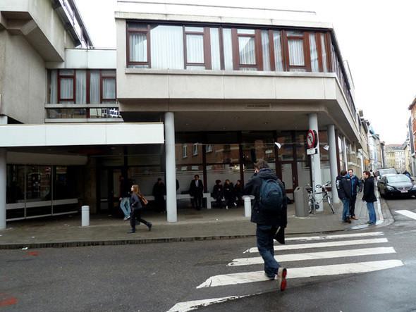 Universiteit Antwerpen. Изображение № 31.