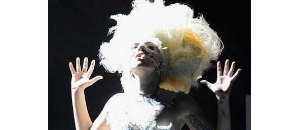 Выступление Леди Гаги на Brit Awards. Изображение № 5.