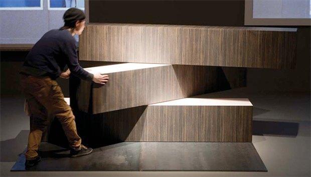 Как Рем Колхас создал коллекцию интерактивной мебели. Изображение № 3.
