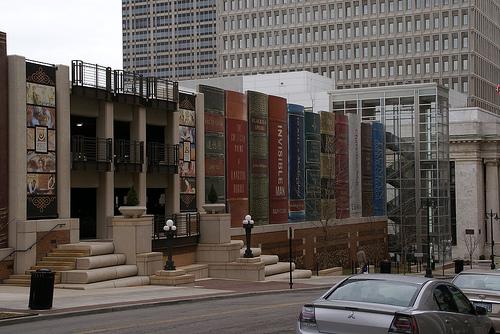 Библиотека вКанзас-Сити. Изображение № 2.