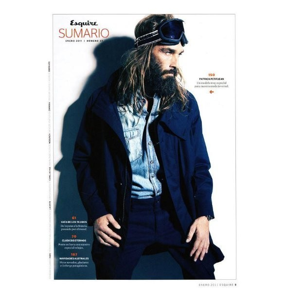 Изображение 17. Новые мужские съемки: Vogue Hommes, GQ и другие.. Изображение № 26.