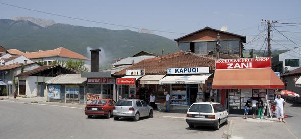 По городам Косова и других балканских стран.. Изображение № 13.