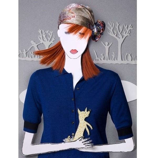 Изображение 1. Франсуа Кадьер создал коллекцию платков для Louis Vuitton.. Изображение № 1.