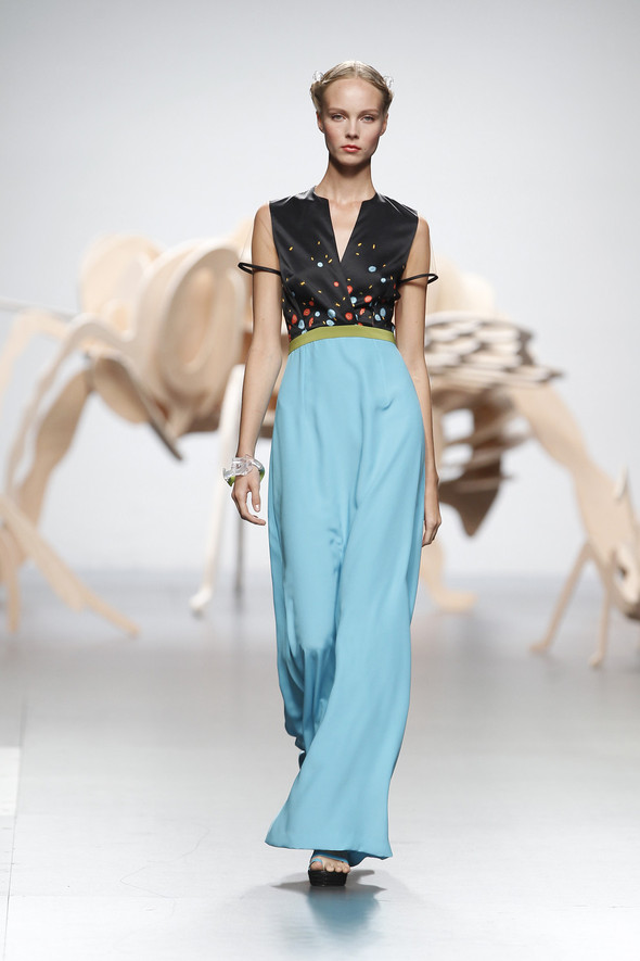 Madrid Fashion Week SS 2012: Ana Locking. Изображение № 19.