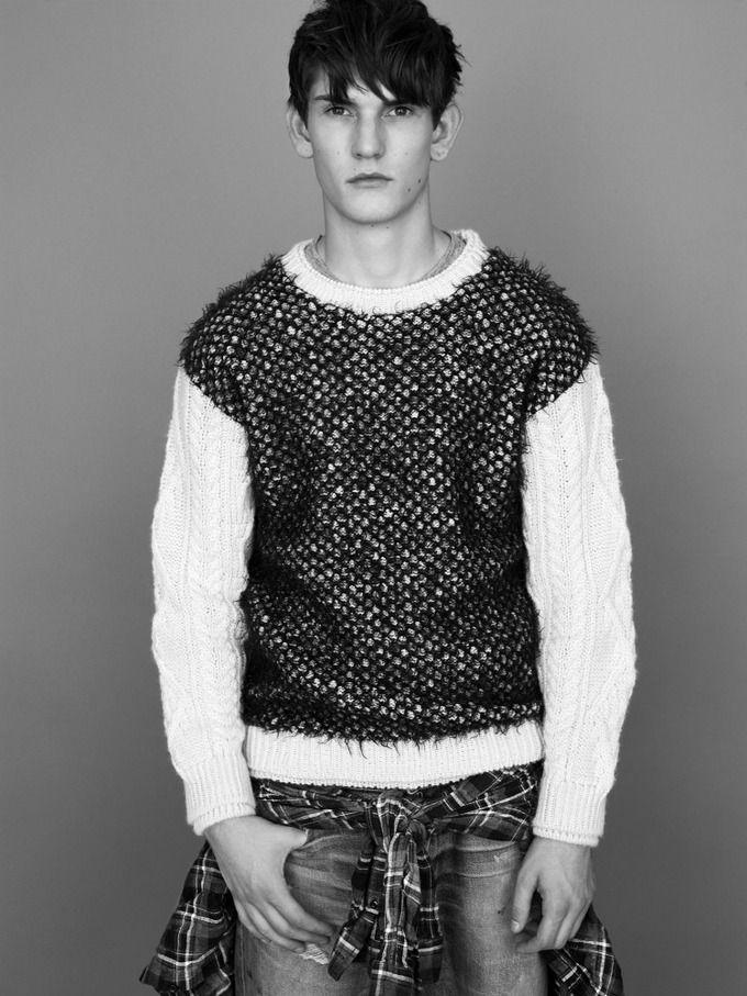 Джеймс Лонг создал свитера для Topman. Изображение № 5.