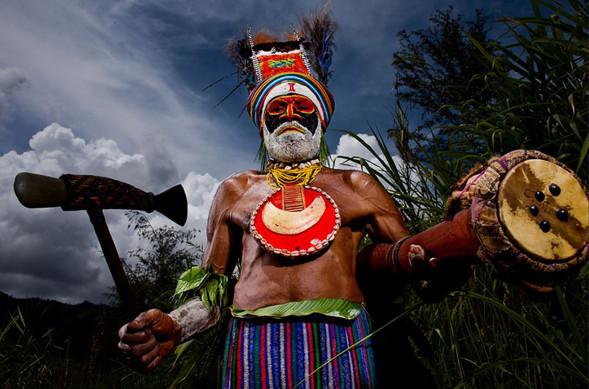 Папуа Новая Гвинея отБрента Стиртона. Изображение № 29.