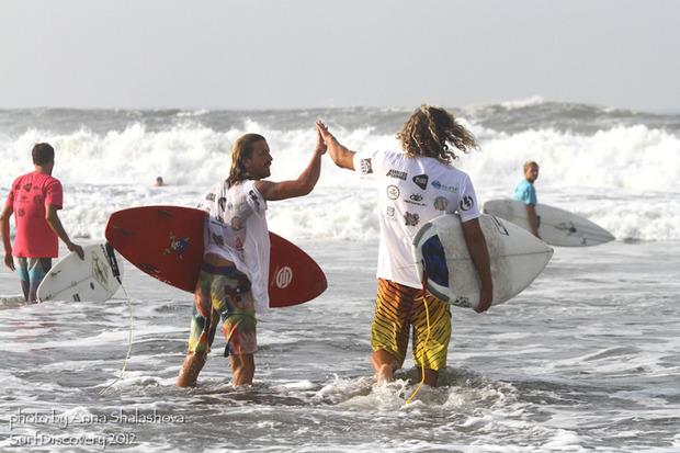 Результаты российских соревнований по серфингу Surf Jam Bali 2012. Изображение № 8.