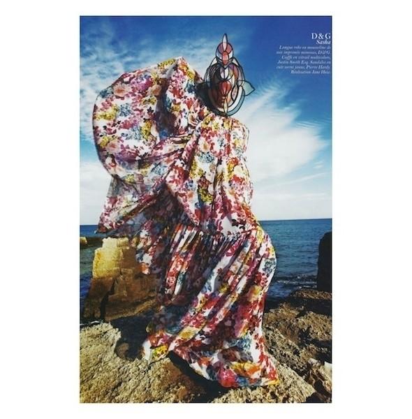 Изображение 11. Съемки: Harper's Bazaar, Industrie, Vogue и другие.. Изображение № 58.